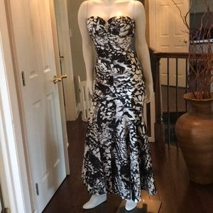 Evening gown size 4